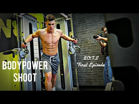 BodyPower Shoot - Quick Trip Across The Pond