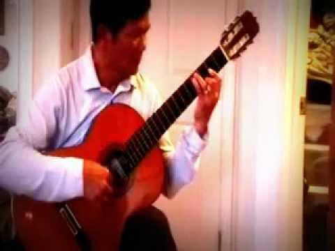 Vu Khuc Tay Nguyen  (Hmong Folk Dance) - Ta Tan played by Long Nguyen