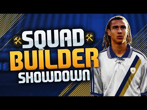 FIFA 18 - SQUAD BUILDER SHOWDOWN w/ SUNZONE