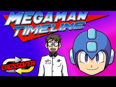 Decoding the Mega Man Timeline - Crossover (ft. Kirbopher)