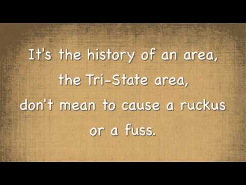 Phineas And Ferb - The History Of The Tri-State Area Lyrics (HD + HQ)
