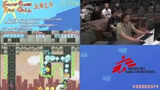 Summer Games Done Quick 2014 - Part 99 - Noitu Love 2: Devolution