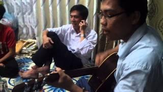 Cánh bướm vườn xuân _harmonica - guitar