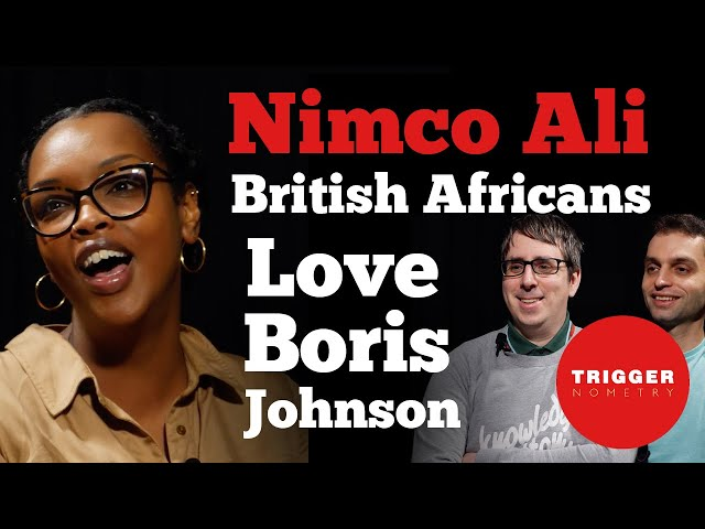 Nimco Ali: British Africans Love Boris Johnson
