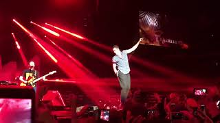 "Imagine Dragons Vancouver ""Radioactive"" Part 1"