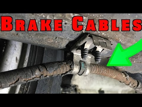 how-to-replace-and-adjust-parking-brake-cables