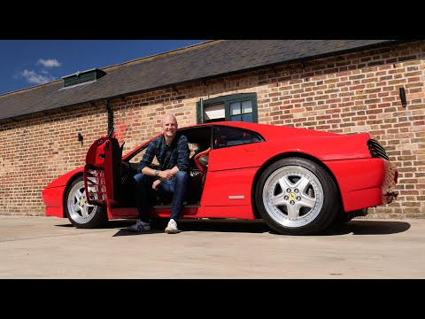 The Rare Ferrari You've Never Heard Of: 348 GT Competizione