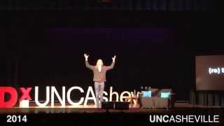 Homemade stories in a supermarket world: Griffin Payne at TEDxUNCAsheville