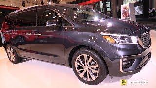 2019 KIA Sedona - Exterior and Interior Walkaround - 2018 New York Auto Show