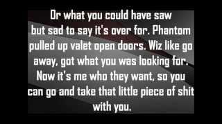 Maroon 5 + Wiz Khalifa - Payphone lyrics