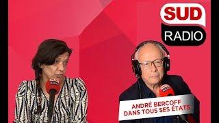 Nadia Remadna invitée de André Bercoff sur Sud Radio