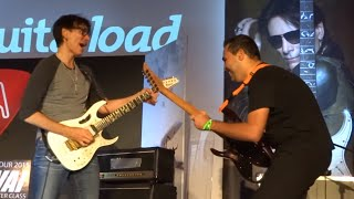 Steve Vai e Patrick Souza - Jam Completa
