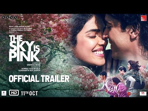Priyanka Chopra's The Sky is Pink Movie Trailer