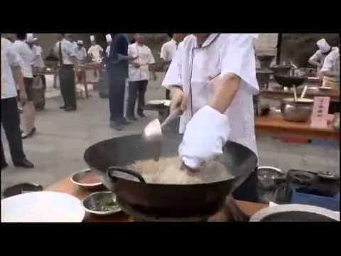 China cooking live animals in contest
