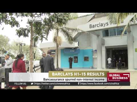 Jeremy Awori speaks on Barclays' drive into bancassurance