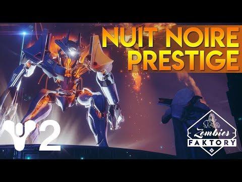 [DESTINY 2] NUIT NOIRE PRESTIGE - FLÈCHE INVERSÉE