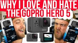 Why I love and hate the new GoPro - GoPro Hero 5 review