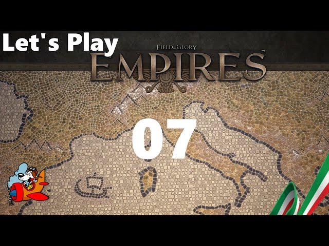Field of Glory Empires [Let's Play ITA] 07