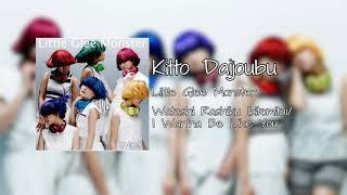 Little Glee Monster - Kitto Daijobu/きっと大丈夫 (Audio)