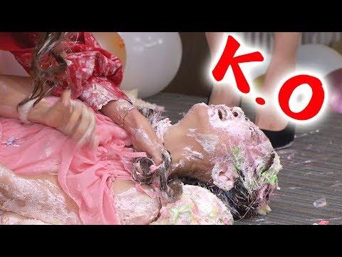 【炮仔聲】EP91 女子奶油角力!妍熙炸彈摔壓倒韻如