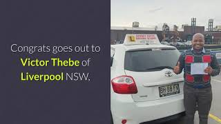PASSED Driving Test, Driving School in Liverpool NSW