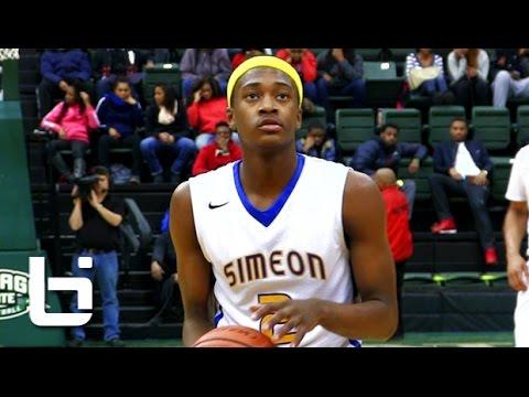 9th Grader Kezo Brown Making History at Simeon! Official Season Mixtape