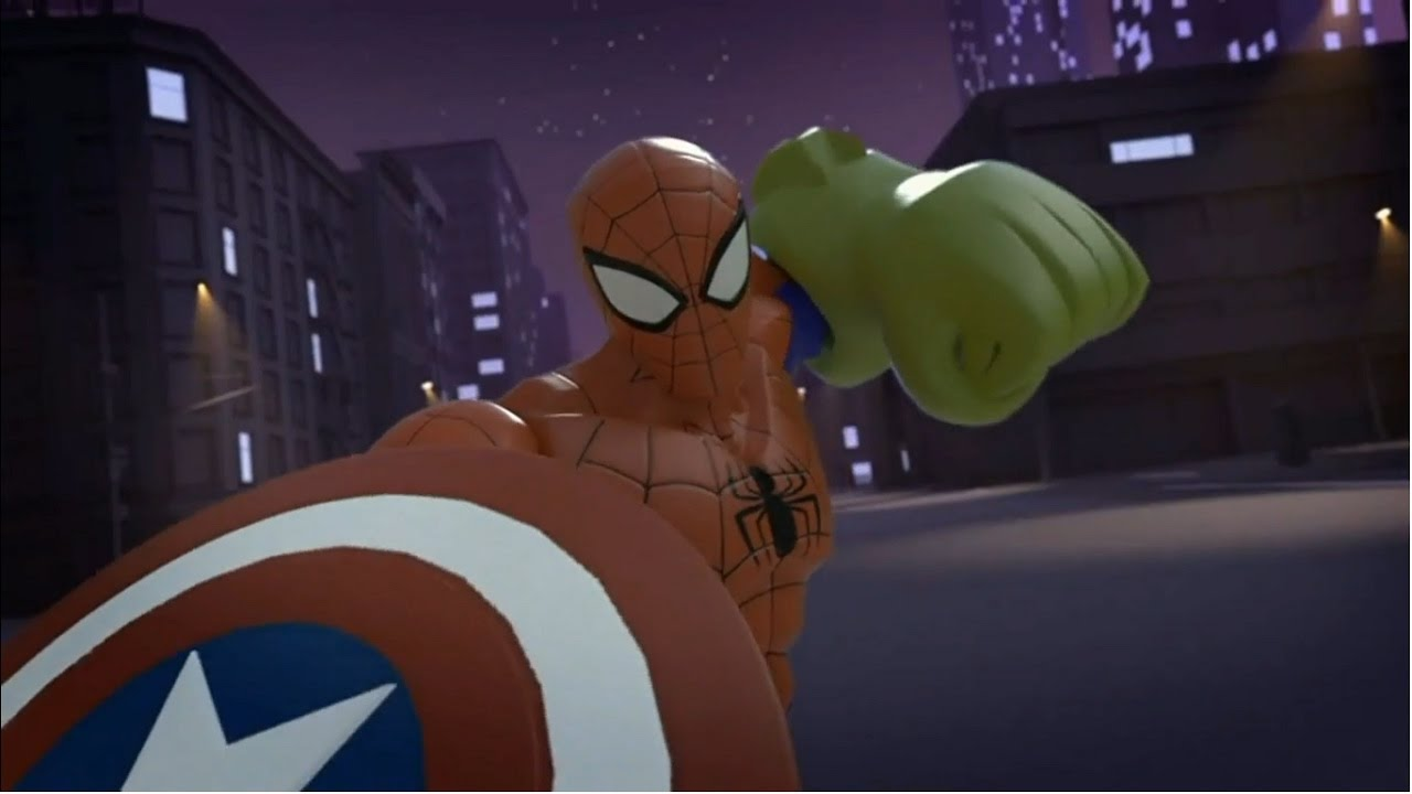 Mix Smash Marvel Super Hero Mashers Cartoon Gameplay Trailer By Games Hole