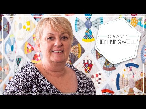Question & Answer With Australian Moda Fabric Designer Jen Kingwell - Fat Quarter Shop