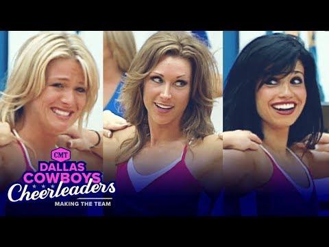 The 2007 Dallas Cowboys Cheerleaders Are Named! | Season 2 Finale #DCCMakingTheTeam | CMT