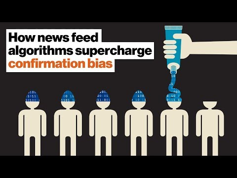 How news feed algorithms supercharge confirmation bias | Eli Pariser