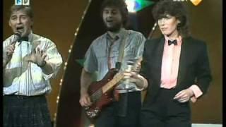BZN - Yo Te Amo Carolina - 04-01-1985 - Helemaal Alleen in je eentje show
