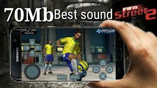 (70MB) Download FIFA street-2 PSP Android
