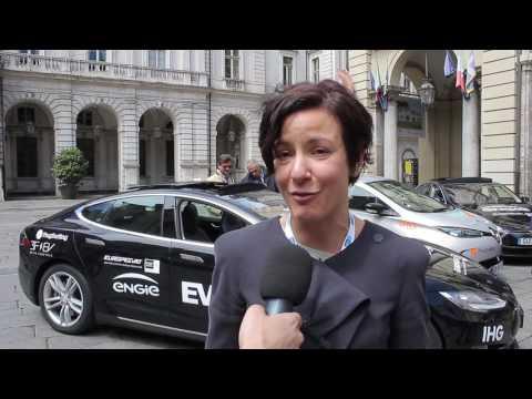 ESCP Europe porta l'auto elettrica a Torino
