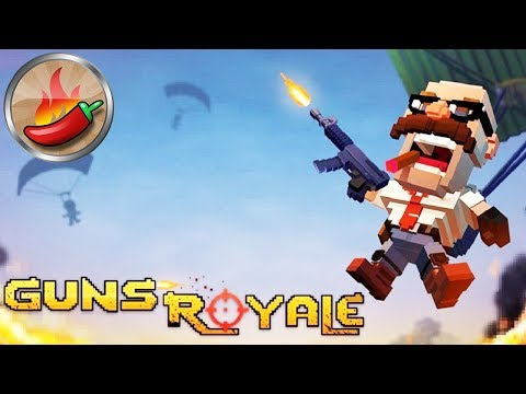 Guns Royale (By Wizard Games Inc) - iOS / Android Gameplay