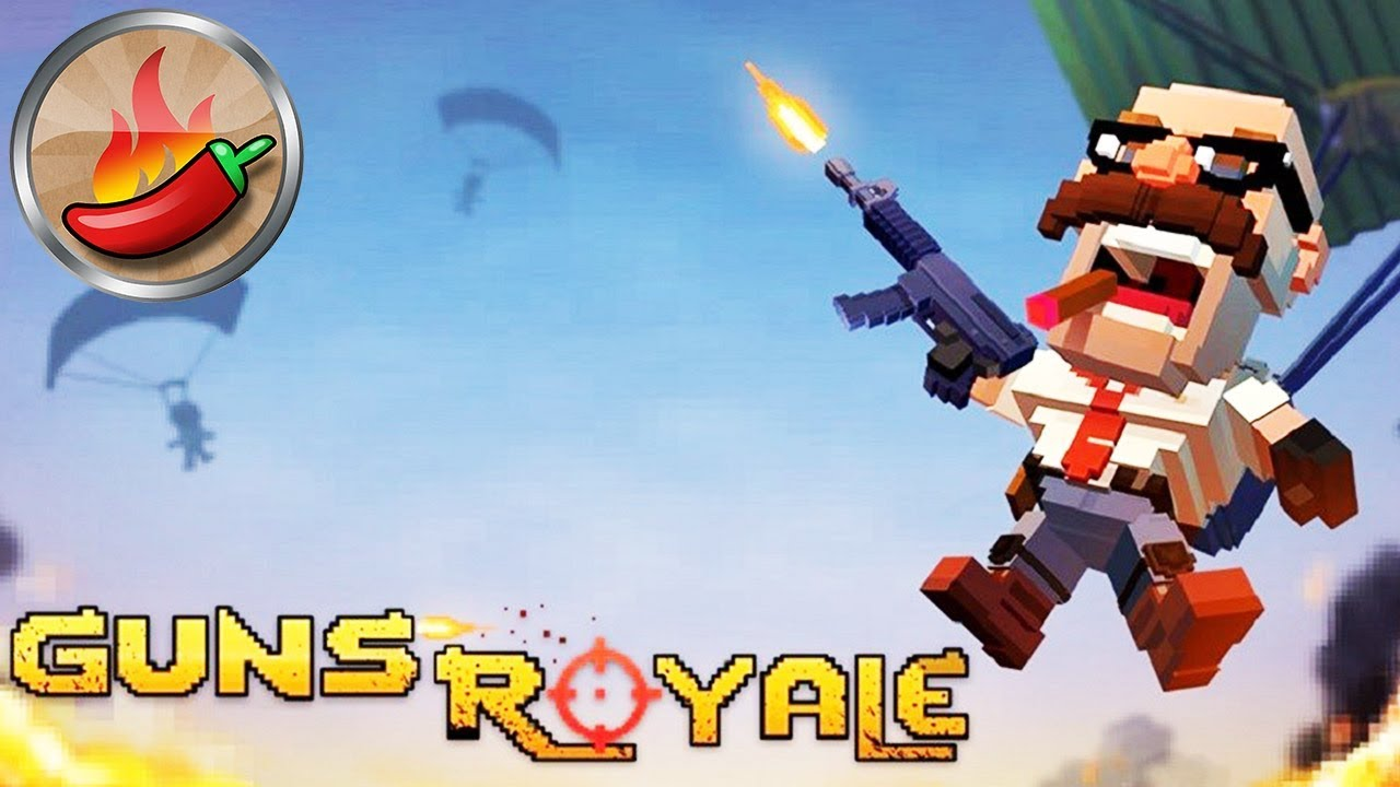 Guns Royale (By Wizard Games Inc) - iOS / Android Gameplay - YouTube