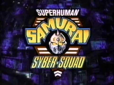Superhuman Samurai SyberSquad 03] Samurize, Guys!
