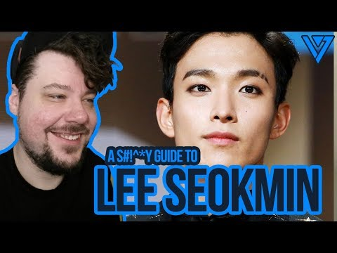 Mikey Reacts to A S#!%^Y Guide to Lee Seokmon (DK)