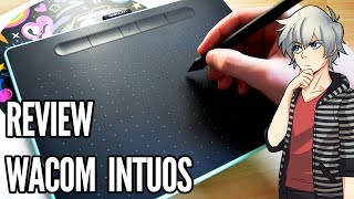 The New Wacom Intuos 【REVIEW】