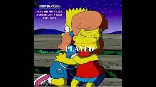 "SZA X Bryson Tiller  X  Jhene Aiko X H.E.R Type Beat 2017 ""Played"" | Prod. by Timmy Manson"