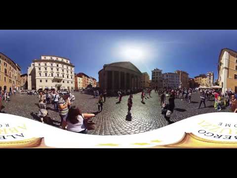 Hotel Abruzzi Rome   360° Interactive Video