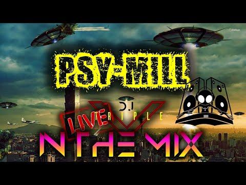PSY-MILL   Progressive Psytrance Mix April 2019 v9