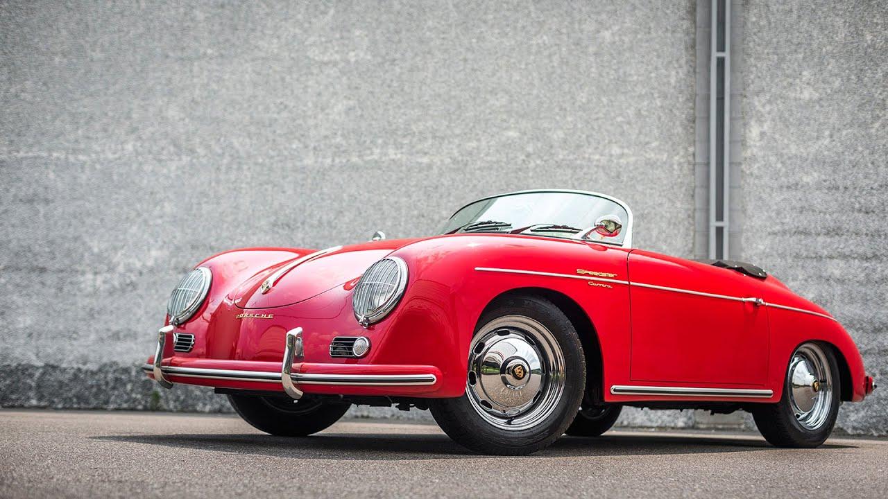 1957 Porsche Speedster Tribute Morrie S Heritage Car Connection