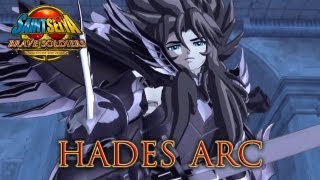 Saint Seiya Brave Soldiers - PS3 - Hades Arc (Trailer)