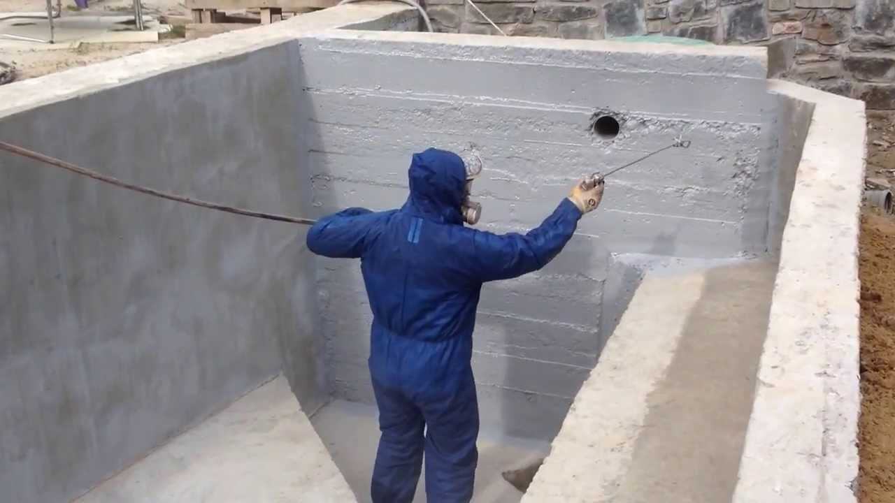 Жидкая гидроизоляция бетона полиуретановый лак для металла с тефлоновым покрытием