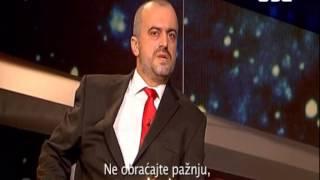 Repeat youtube video Sergej Trifunoviq   imiton kryeministrin Rama
