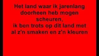 Lange Frans & Baas B - Dit was het land van (Lyrics/Songtekst)