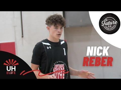 Nick Reber 7th UA Future Highlights - UH Elite