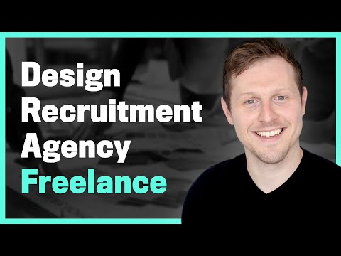 Design Recruitment Agency Freelance - An Introduction