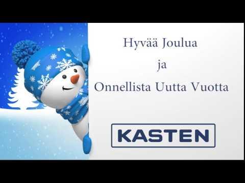Blue Snowman Kasten FI