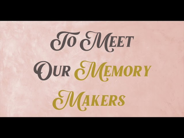 Photos and Memories launch teaser